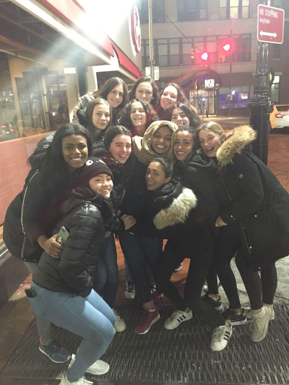 NYC Juniors Volleyball Club - 16 Blue