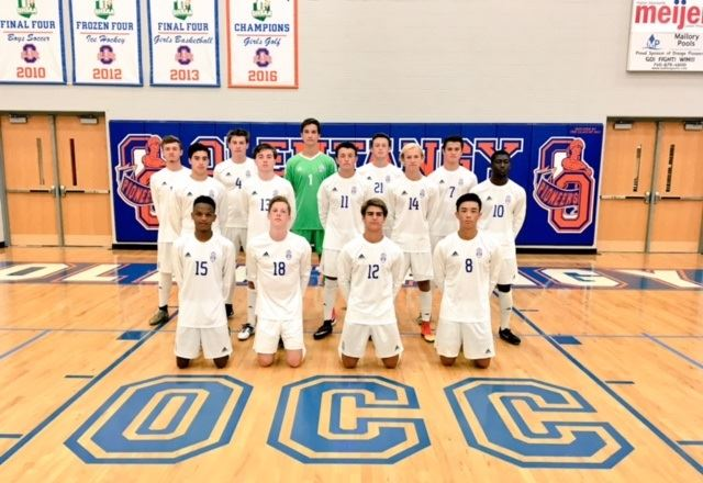Olentangy Orange High School - Pioneers Boys Soccer