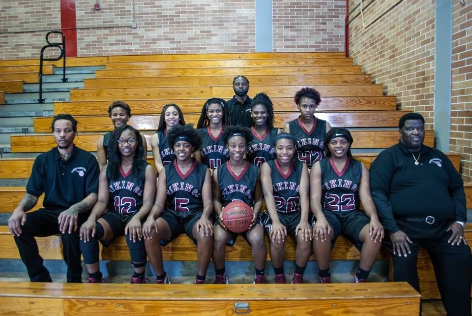 Raines High School - Girls' Varsity Basketball
