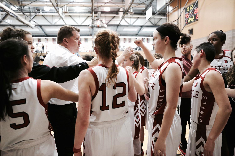 Seattle Academy - Girls Varsity Basketball