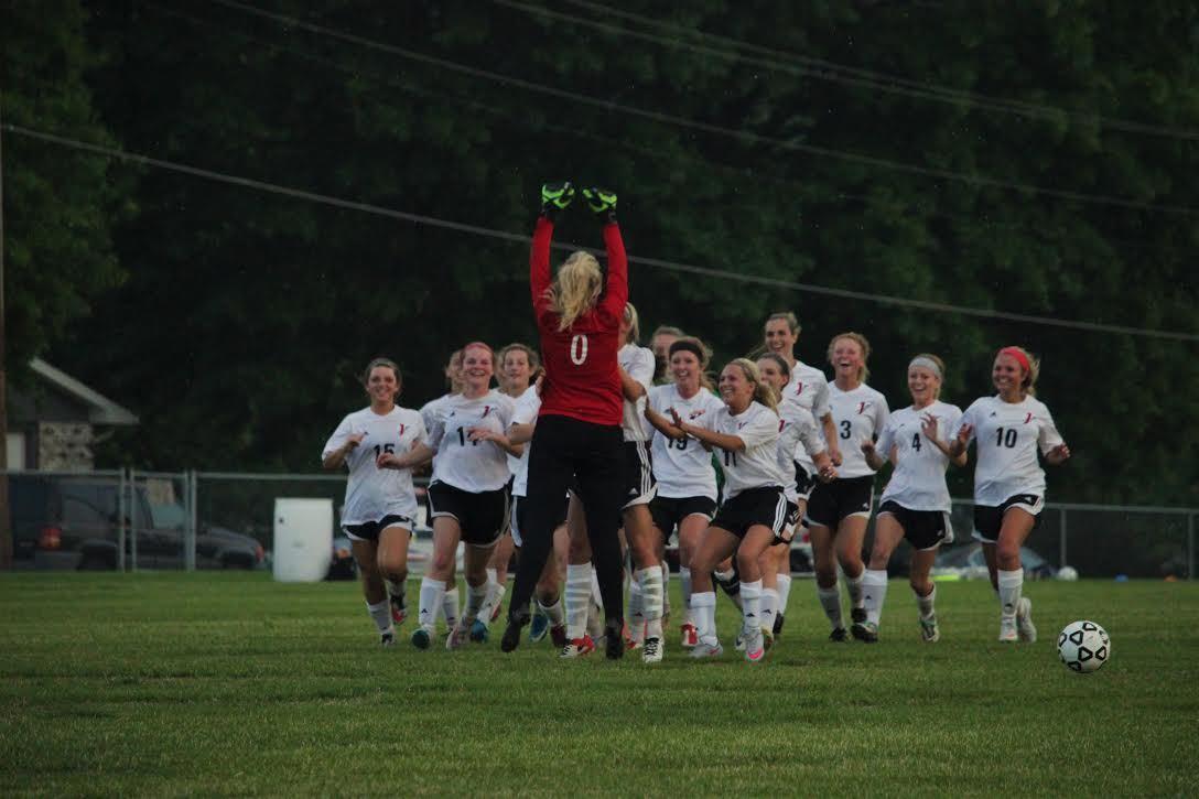 Jackson High School - Girls' Varsity Soccer