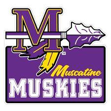 Muscatine High School - Boys' Varsity Wrestling