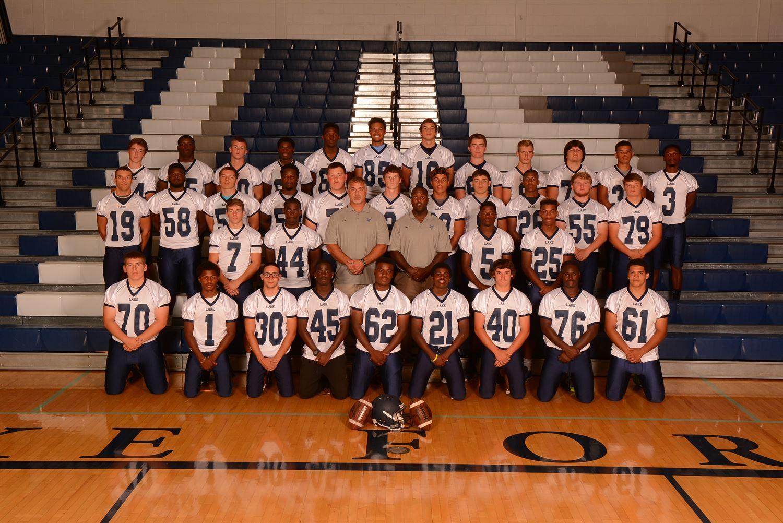 Lake Forest High School - Boys Varsity Football