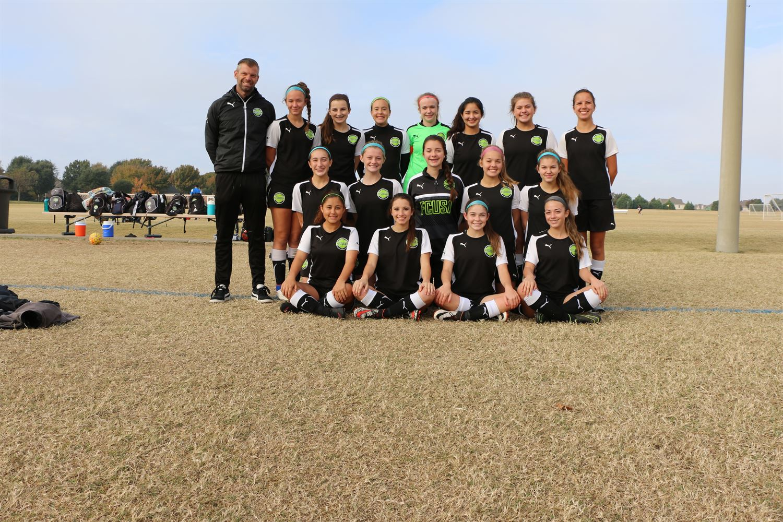 The Football Club USA - FCUSA Texas 01G
