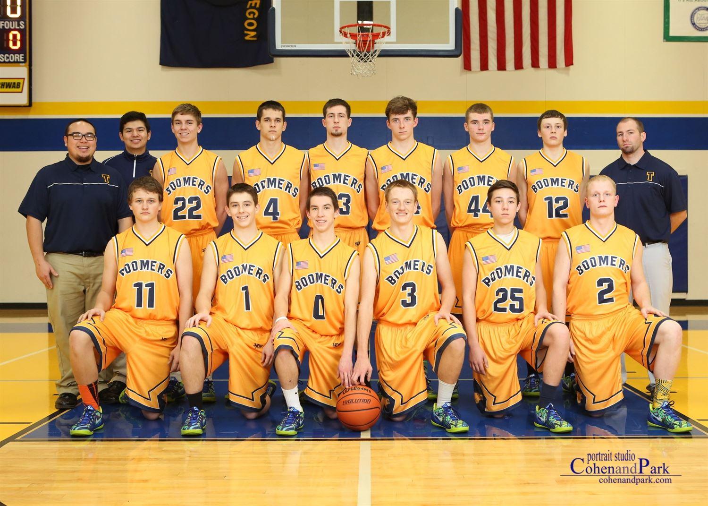 Toledo High School - Boys' Varsity Basketball