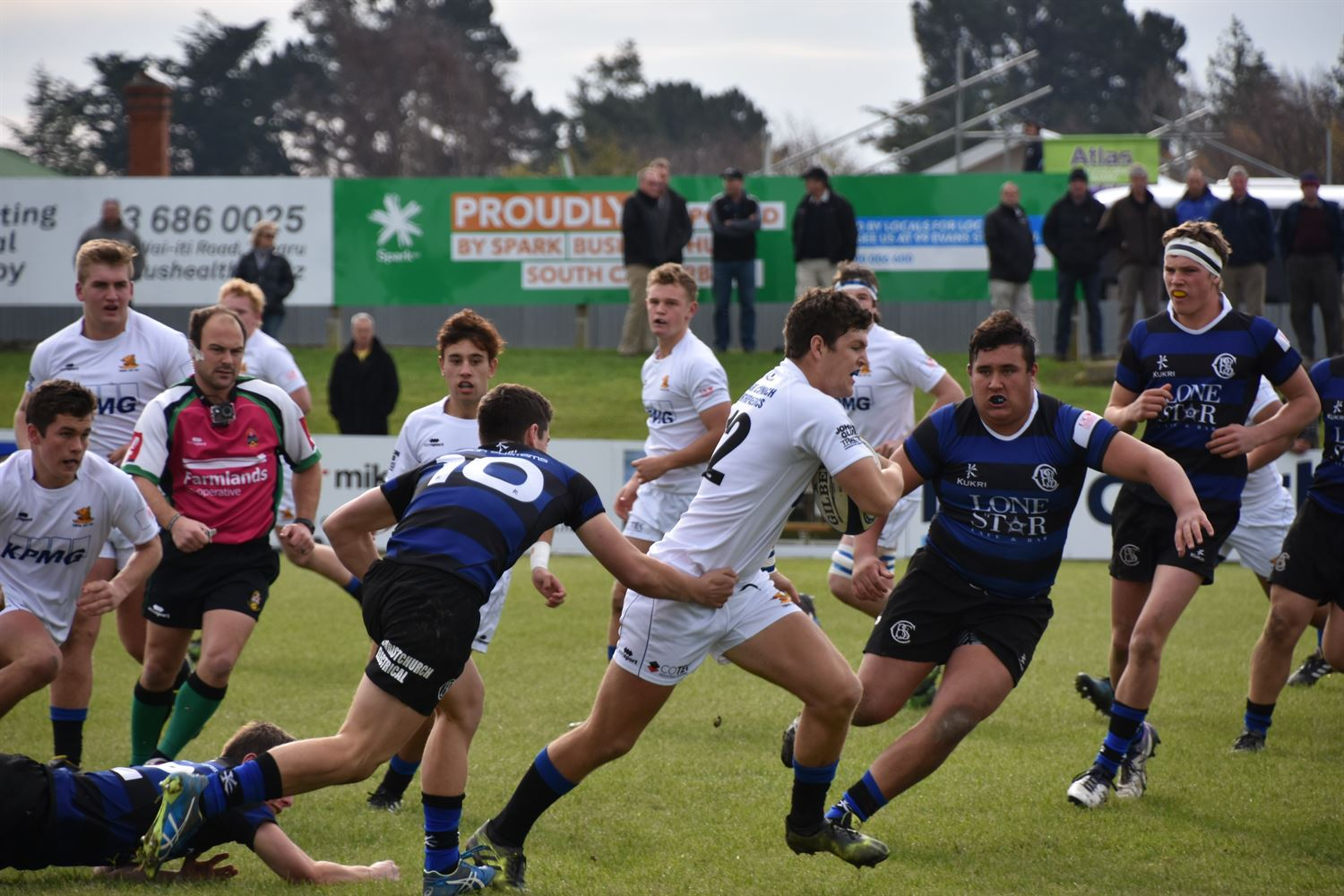 Timaru Boys High School - Boys 1st XV