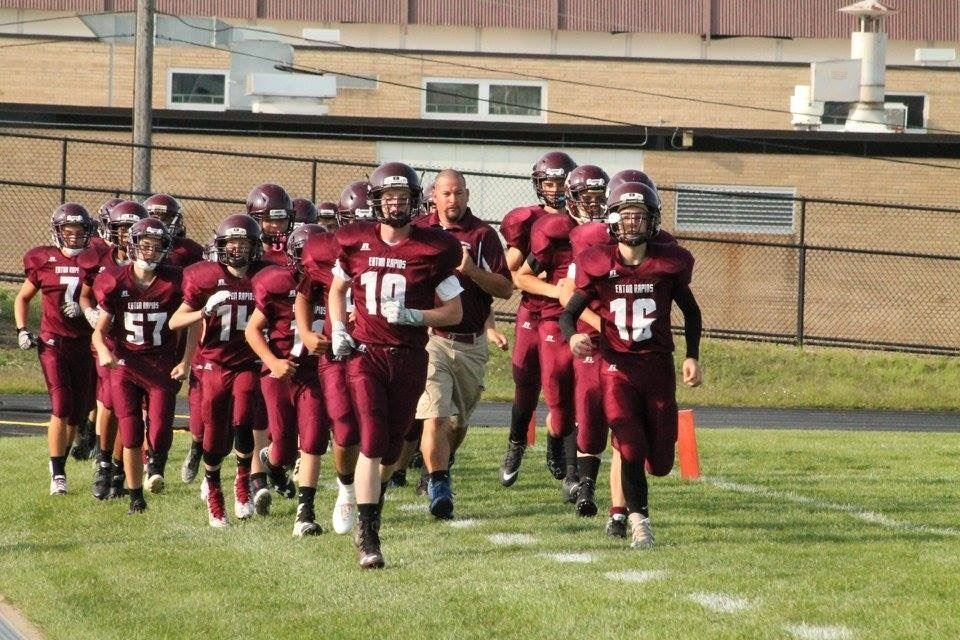 Eaton Rapids High School - Boys' JV Football