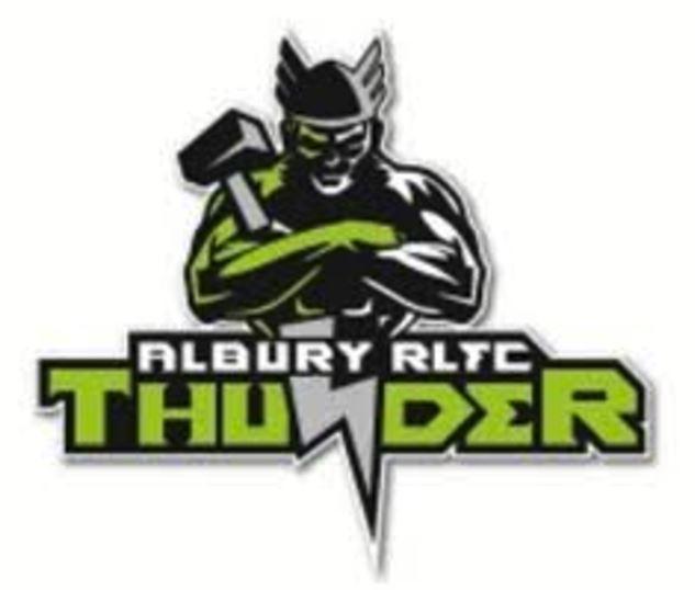 Albury Thunder Rugby League Club - Thunder 1st Grade