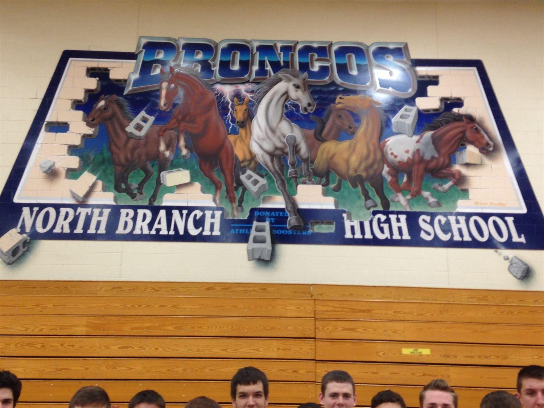 North Branch High School - Boys Varsity Basketball