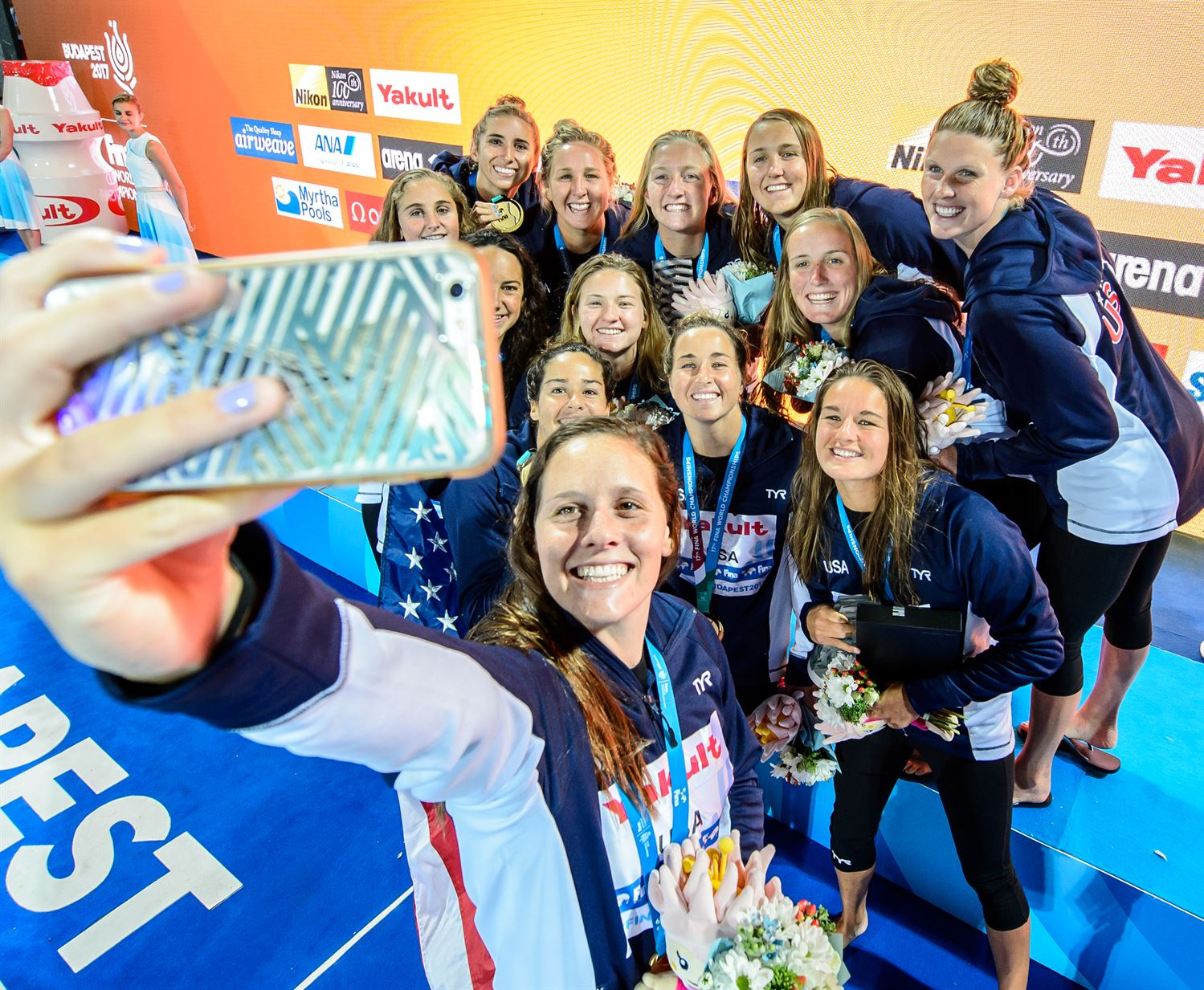 USA Water Polo - USA Women's Water Polo