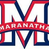 Maranatha High School - Boys Varsity Football