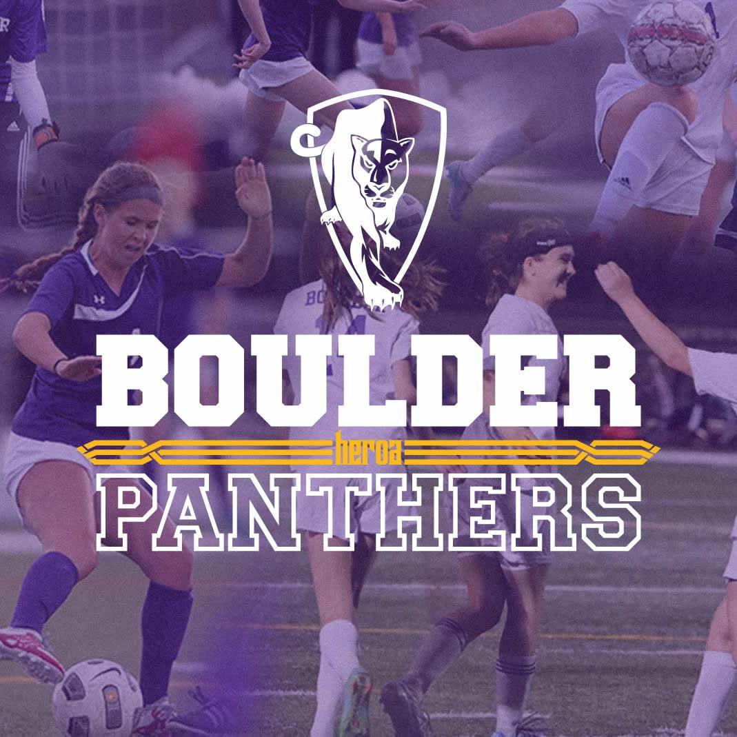 Boulder High School - Girls' Varsity Soccer