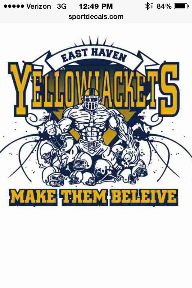 East Haven High School - Boys Varsity Football