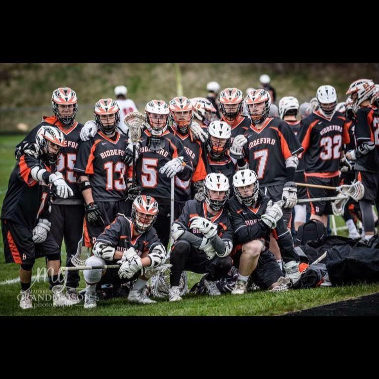 Bhs Tigers Boys Lacrosse Biddeford High School Biddeford Maine Lacrosse Hudl