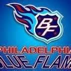 Philadelphia Police & Fire Football Club - NPSFL - Blue Flame