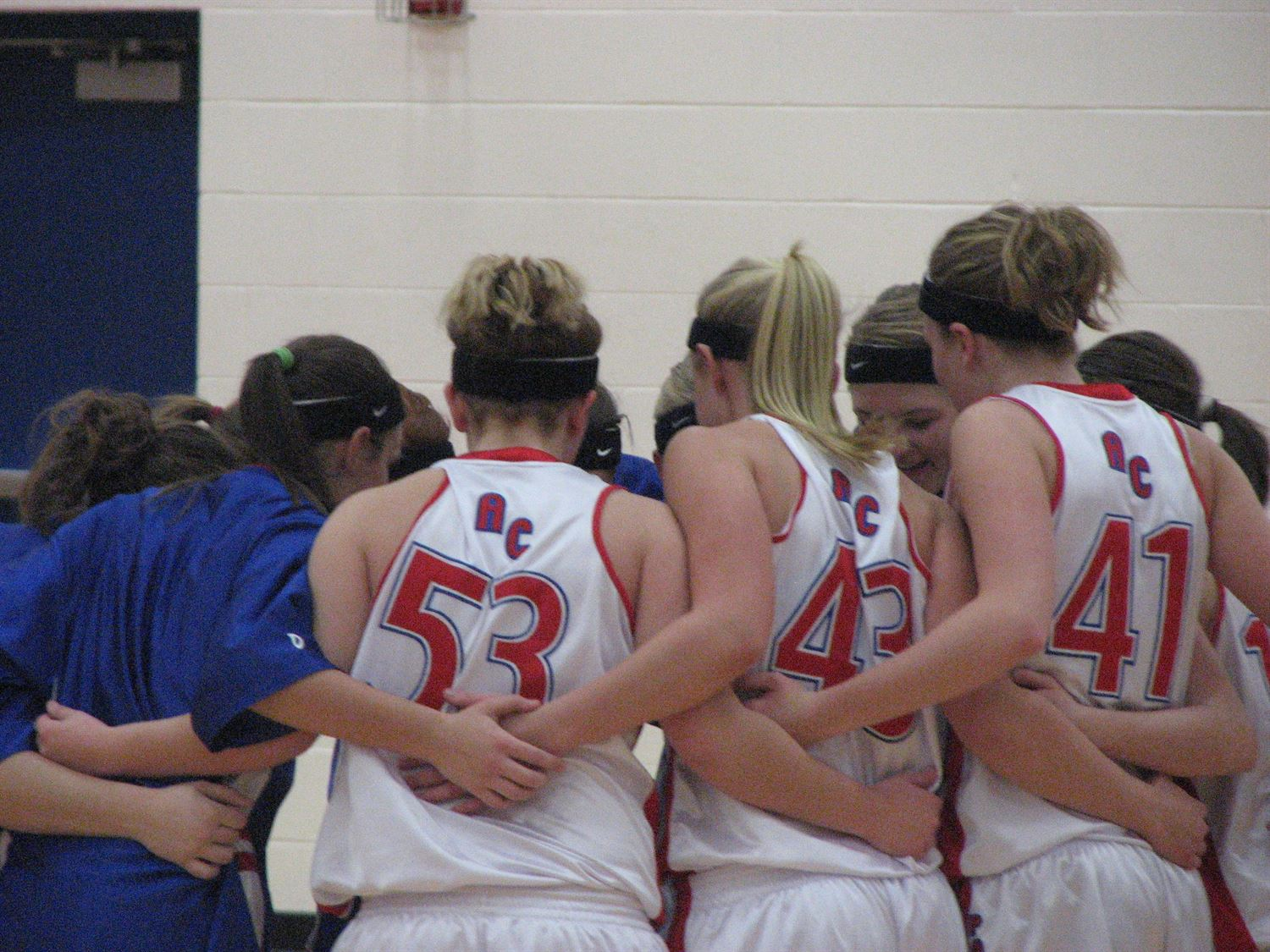 Adams Central High School - Girls Varsity Basketball