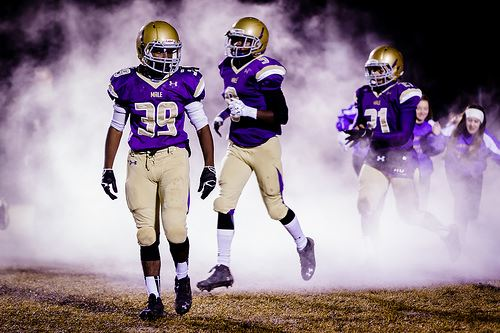 Louisville Male High School - Freshman Football