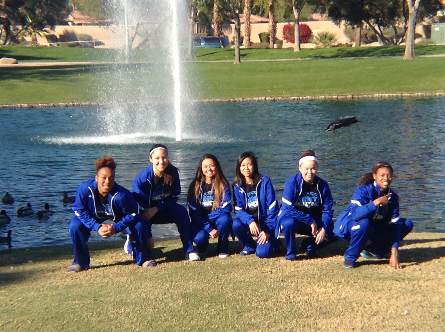 San Dimas High School - San Dimas Lady Saints