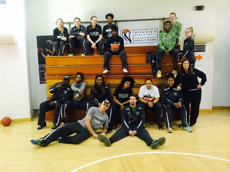 Myers Park High School - Girls Varsity Basketball