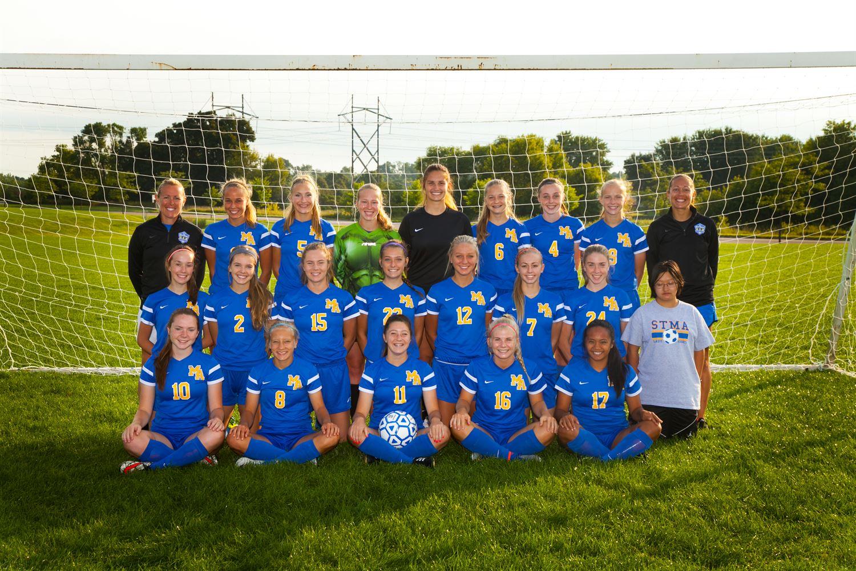 St. Michael-Albertville High School - Girls' Varsity Soccer