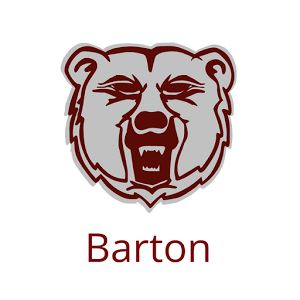 Barton High School - Jr. High Bears