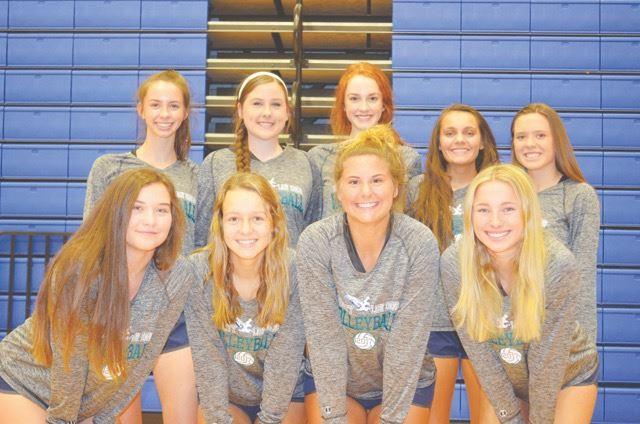 Trinity Christian Academy - Lady Eagles Varsity Volleyball