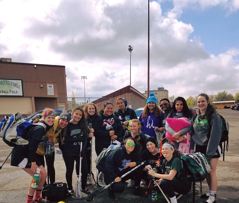 Palmer High School - Girls' Varsity Lacrosse
