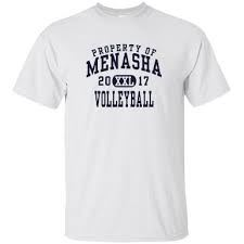 Menasha High School - Girls' Varsity Volleyball