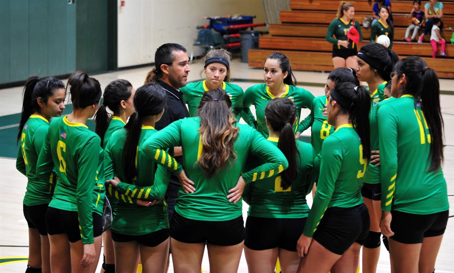 Coachella Valley High School - Girls' Varsity Volleyball