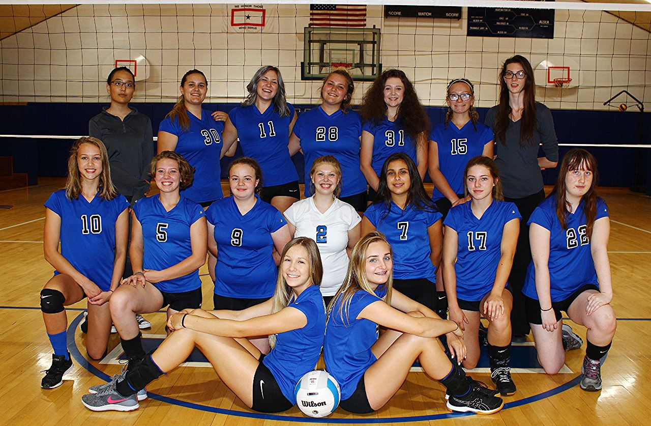 Alsea High School - Alsea Varsity Volleyball