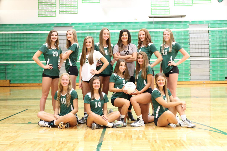 Ste. Genevieve High School - Girls' Varsity Volleyball