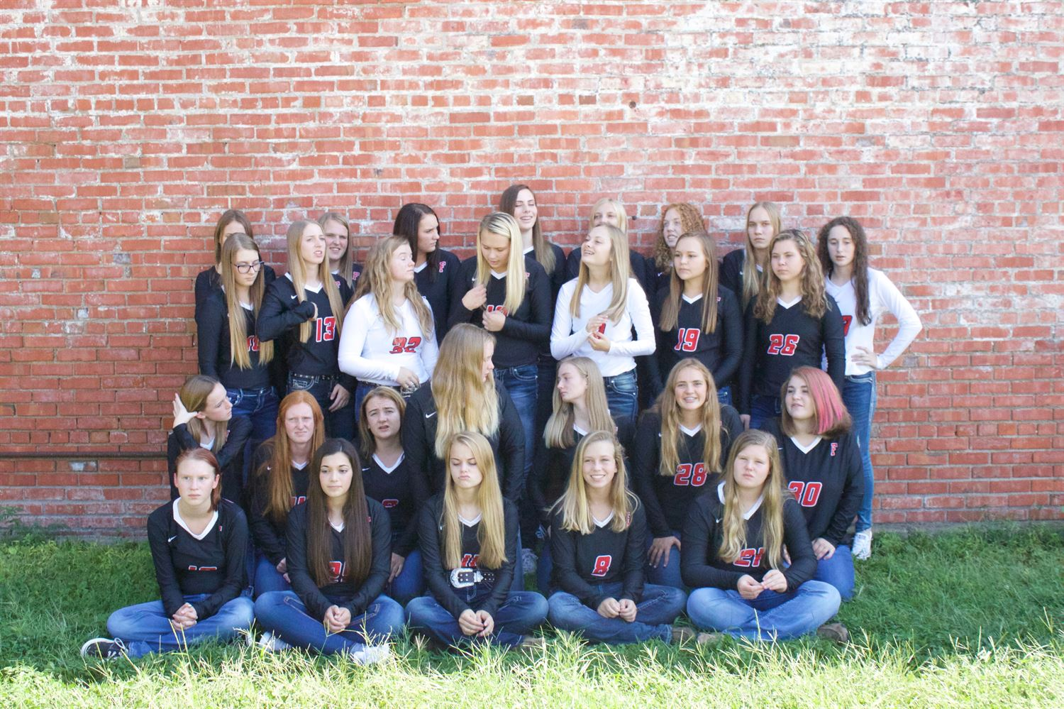 Franklin High School - Girls' Varsity Volleyball