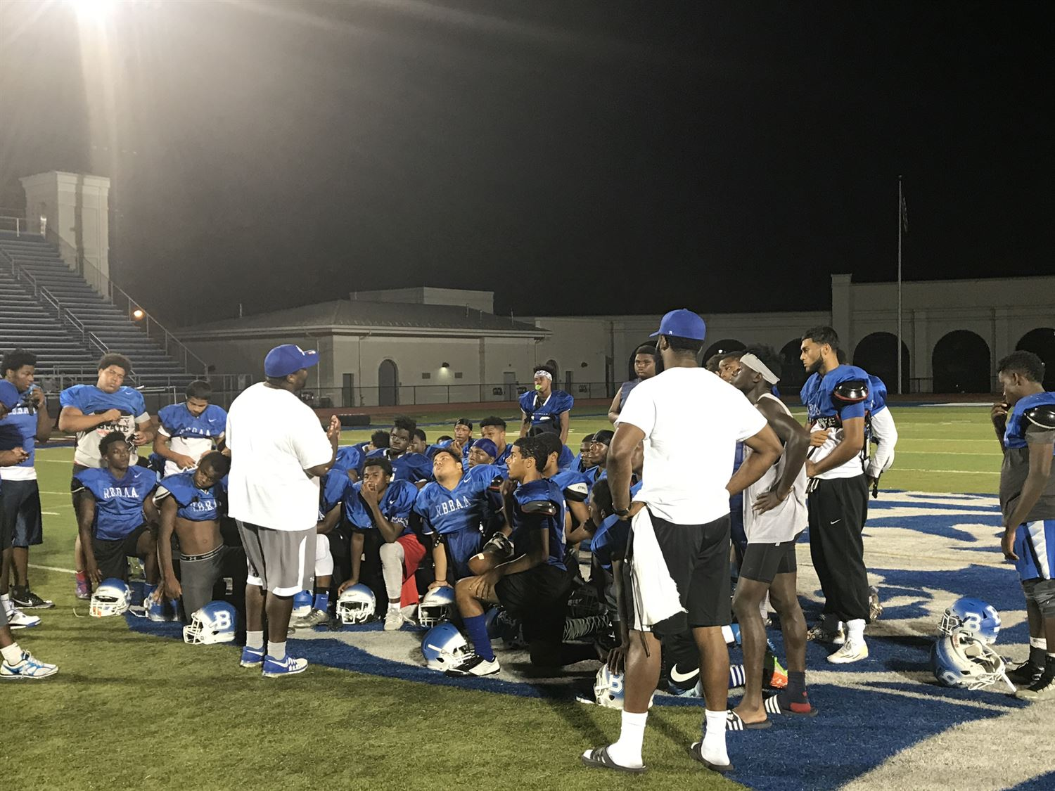 Barringer High School - Boys Varsity Football