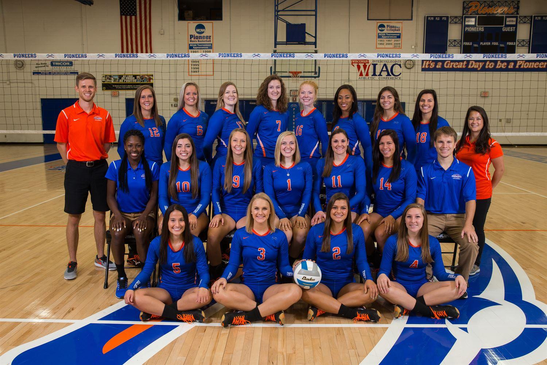 University of Wisconsin - Platteville - Womens Varsity Volleyball