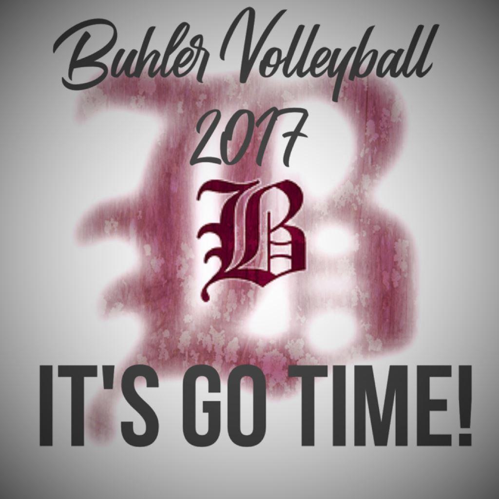 Buhler High School - Girls' Varsity Volleyball