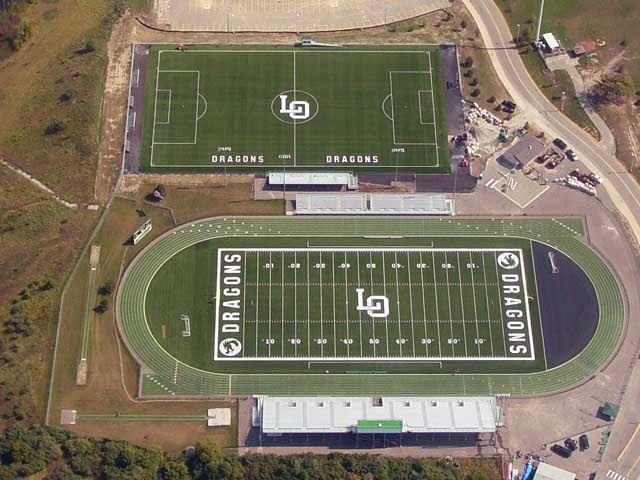 Lake Orion High School - LO Freshman Football