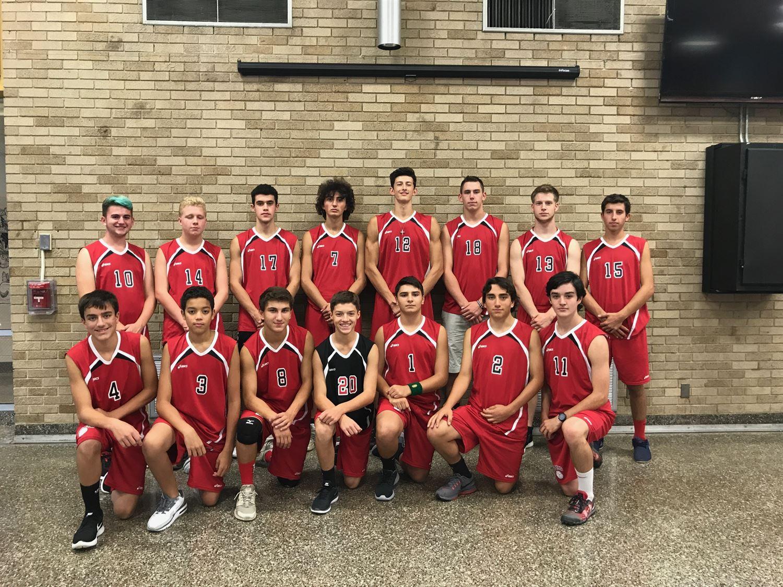 East Islip High School - Boys Varsity Volleyball