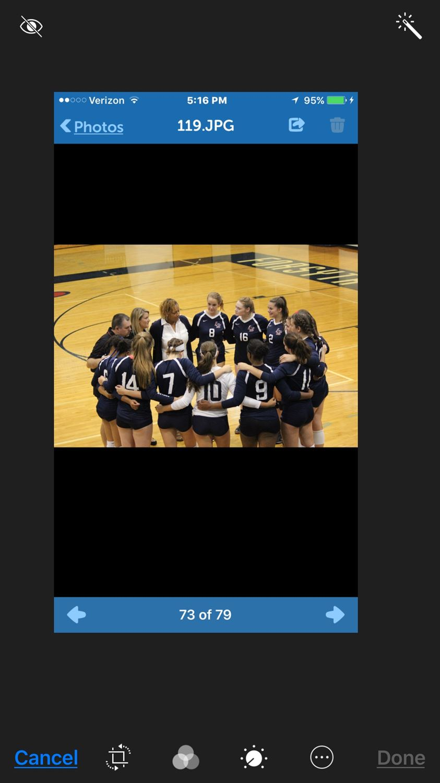 Lincoln Charter School - Girls' Varsity Volleyball