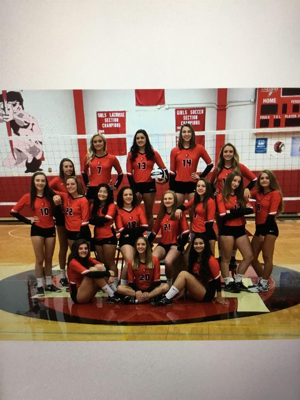 Peters Township High School - Girls' Varsity Volleyball