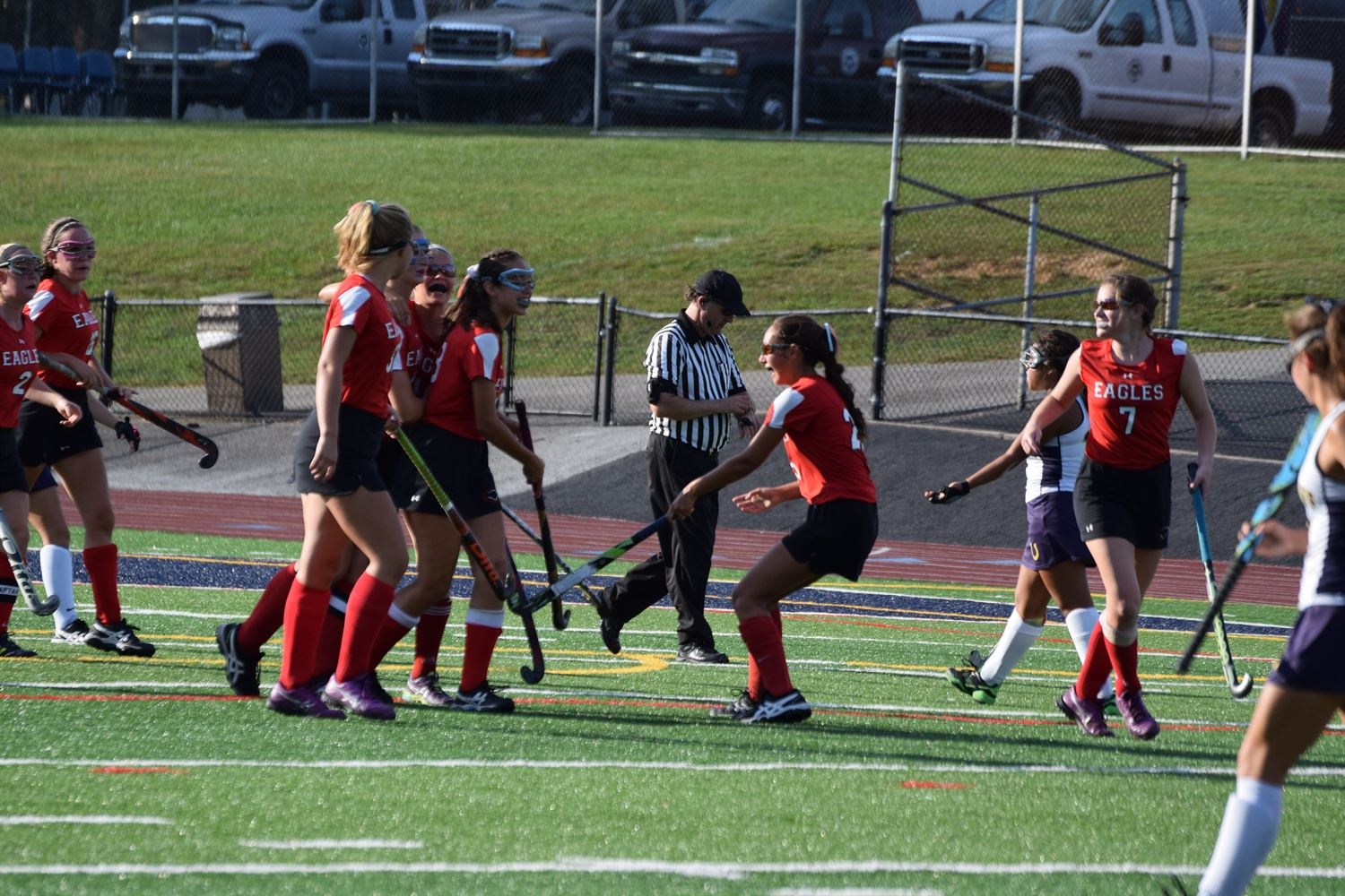 Cumberland Valley High School - Field Hockey