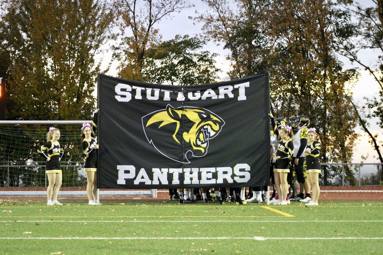 Stuttgart High School - DoDEA (Germany) - Stuttgart Panthers - DoDEA (Germany)